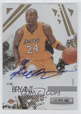 2009-10 Rookies and Stars Signatures #39 - Kobe Bryant/25 - Courtesy of CheckOutMyCards.com