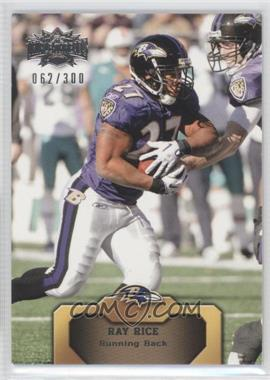 2011 Topps Triple Threads Sepia #98 - Ray Rice/300 - Courtesy of COMC.com