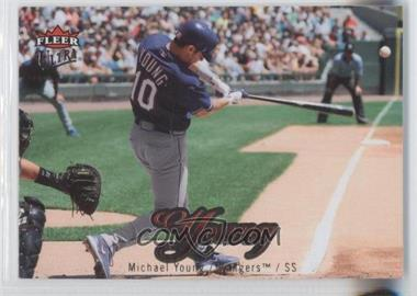 2007 Ultra #185 - Michael Young - Courtesy of CheckOutMyCards.com