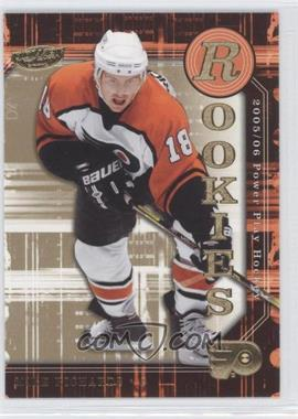 2005-06 UD PowerPlay #156 - Mike Richards RC (Rookie Card) - Courtesy of CheckOutMyCards.com