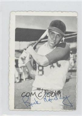 1969 Topps Deckle Edge #14 - Rick Monday - Courtesy of COMC.com