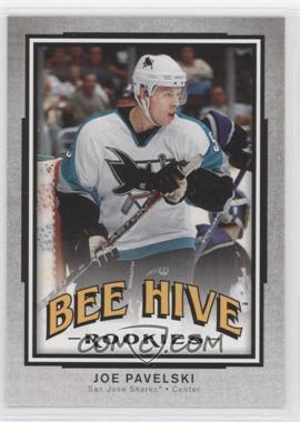 2006-07 Beehive #149 - Joe Pavelski RC (Rookie Card) - Courtesy of CheckOutMyCards.com