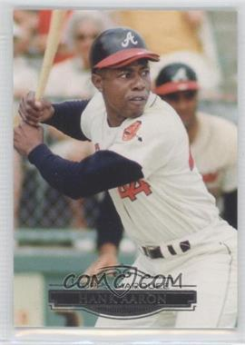2011 Topps Marquee #77 - Hank Aaron - Courtesy of COMC.com