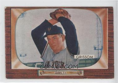 1955 Bowman #123 - Marv Grissom RC (Rookie Card) - Courtesy of CheckOutMyCards.com