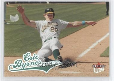2004 Ultra #4 - Eric Byrnes - Courtesy of CheckOutMyCards.com