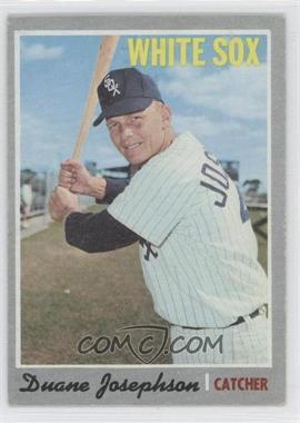 1970 Topps #263 - Duane Josephson - Courtesy of CheckOutMyCards.com