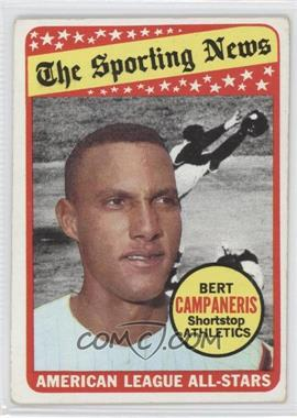 1969 Topps #423 - Bert Campaneris AS [Good to VG‑EX] - Courtesy of COMC.com
