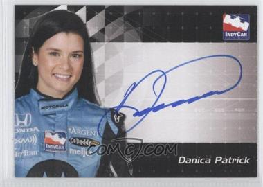 2007 Rittenhouse IRL Autographs #12 - Danica Patrick - Courtesy of COMC.com
