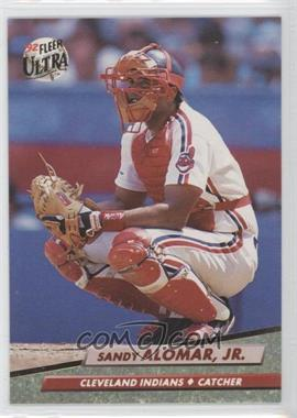 1992 Ultra #45 - Sandy Alomar Jr. - Courtesy of CheckOutMyCards.com