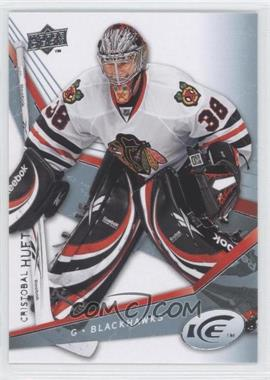 2008-09 Upper Deck Ice #17 - Cristobal Huet - Courtesy of CheckOutMyCards.com