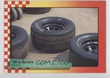 1989 Maxx #110 - Coca Cola 400 YR - Courtesy of COMC.com