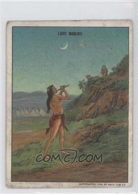 1910 T73 Indian Life #NNO - Love Making [Good to VG‑EX] - Courtesy of COMC.com
