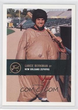 2000 Just #108 - Lance Berkman - Courtesy of COMC.com