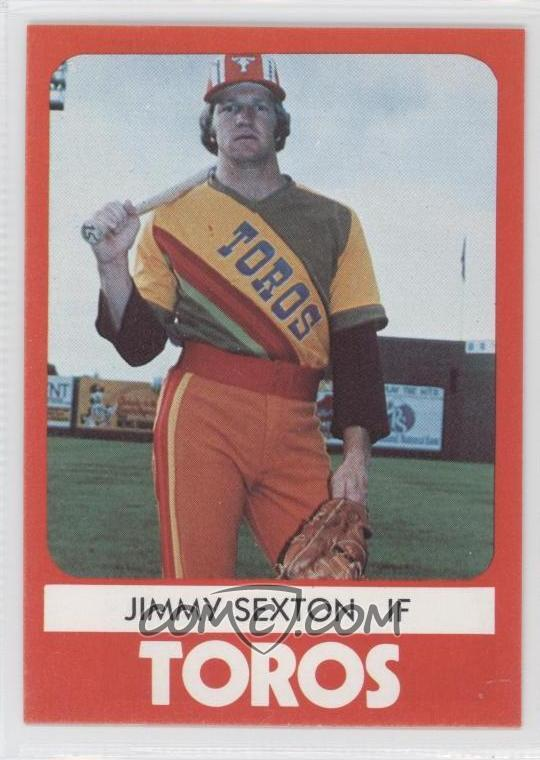 ... Tucson Toros uniforms, which proudly mark the death rattle of disco