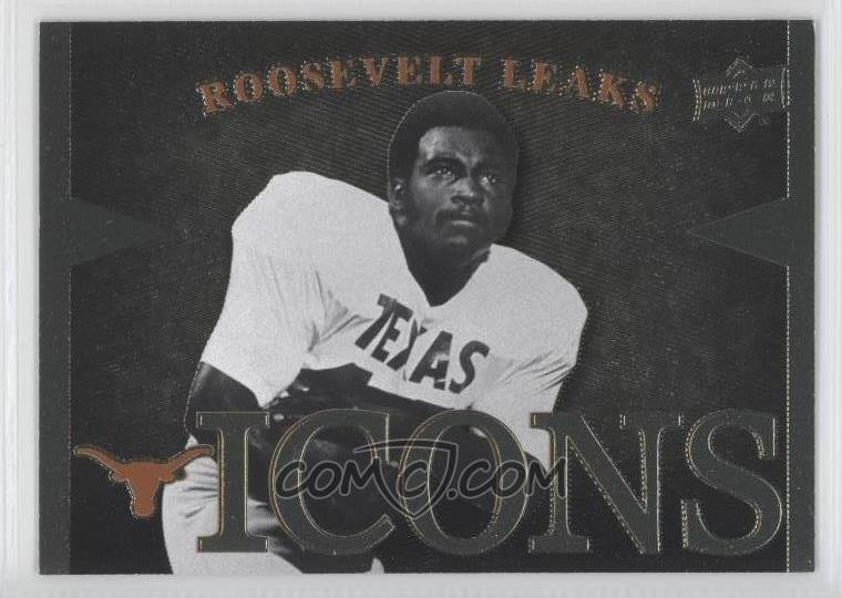 Roosevelt Leaks All Football Cards