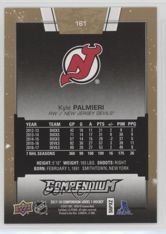 Representative Image - Select Specific Item above to see image of actual  item. COMC Item  44813345 - Hockey Card - Featuring the New Jersey Devils b09c5d965