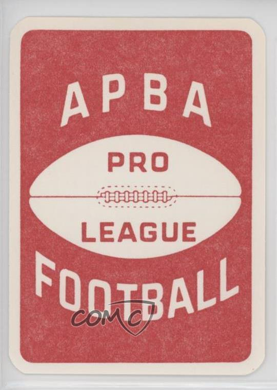 Details about 1975 APBA Football 1974 Season Ed Smith Denver Broncos Rookie  Card