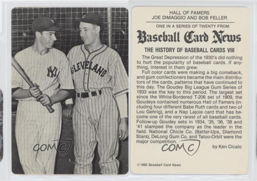 the history of baseball cards One of the rarest baseball cards in existence is making its way to the history colorado center collector marshall fogel's psa gem mint 10 1952 topps mickey mantle card a psa gem mint 10 1952 .