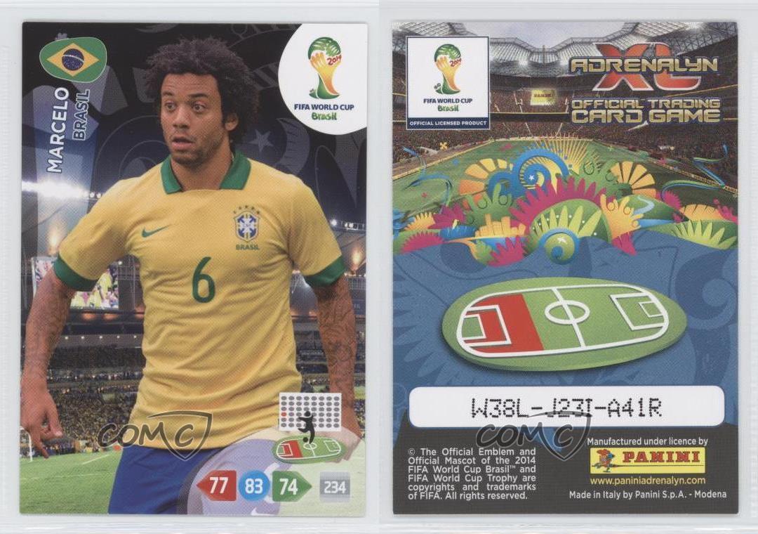 FIFA World Cup 2014 Brazil Adrenalyn XL England Team Logo