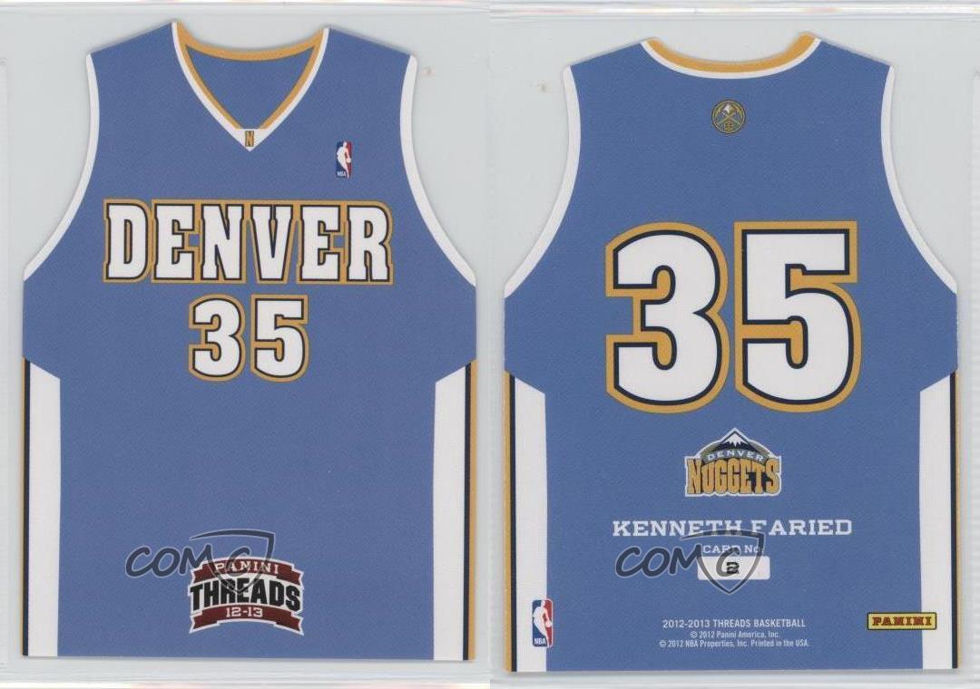 2012-13-Panini-Threads-Rookie-Team-Die-Cut-2-Kenneth-Faried-Denver-Nuggets-Card