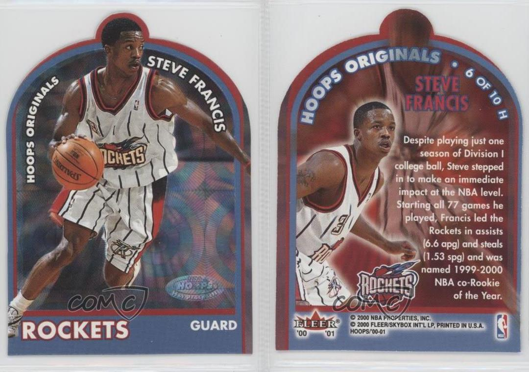 how to get steve francis in nba 2k17