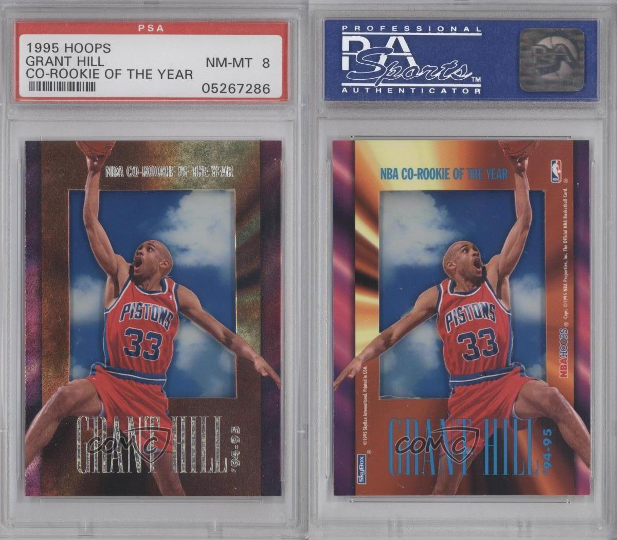 Which Grant Hill Card Is This