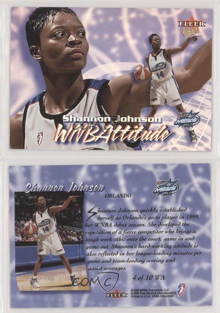 2004 Ultra WNBA #4 Chamique Holdsclaw WNBA Basketball Trading Card