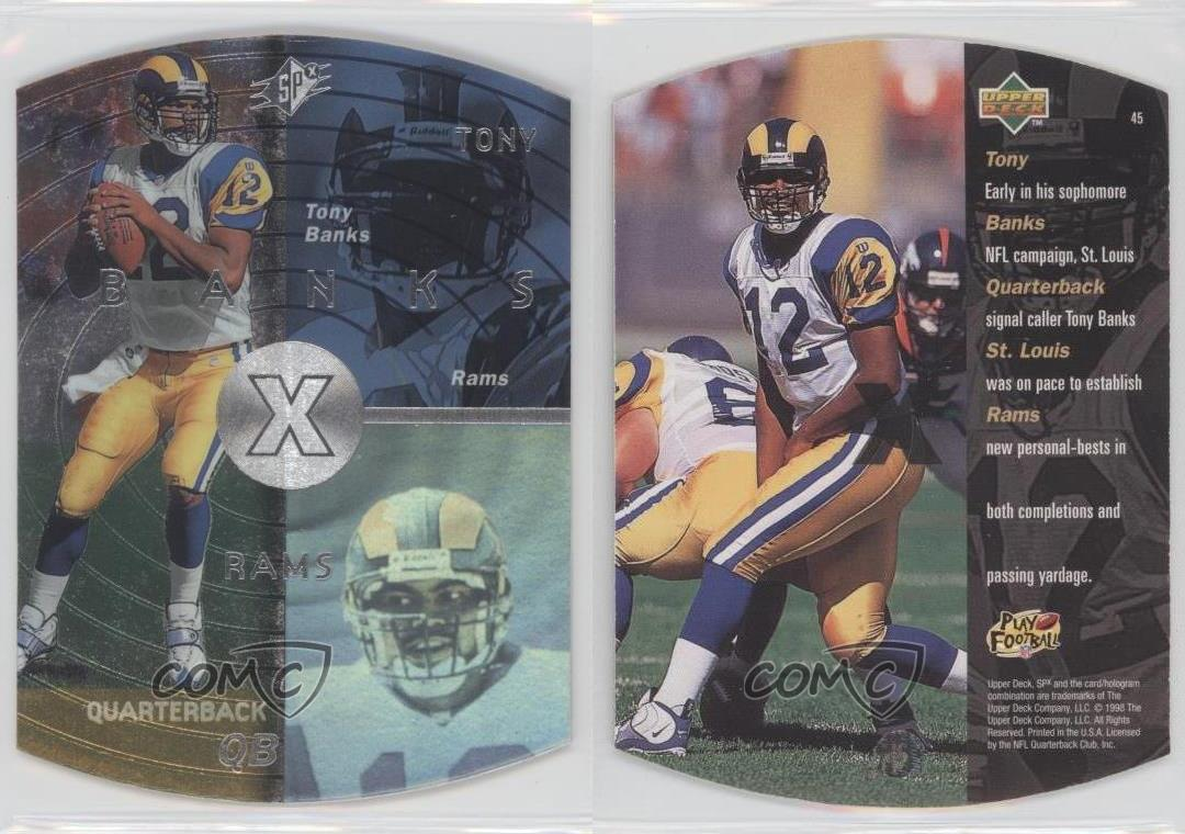 ST LOUIS RAMS PLAYING CARDS DECK NEW
