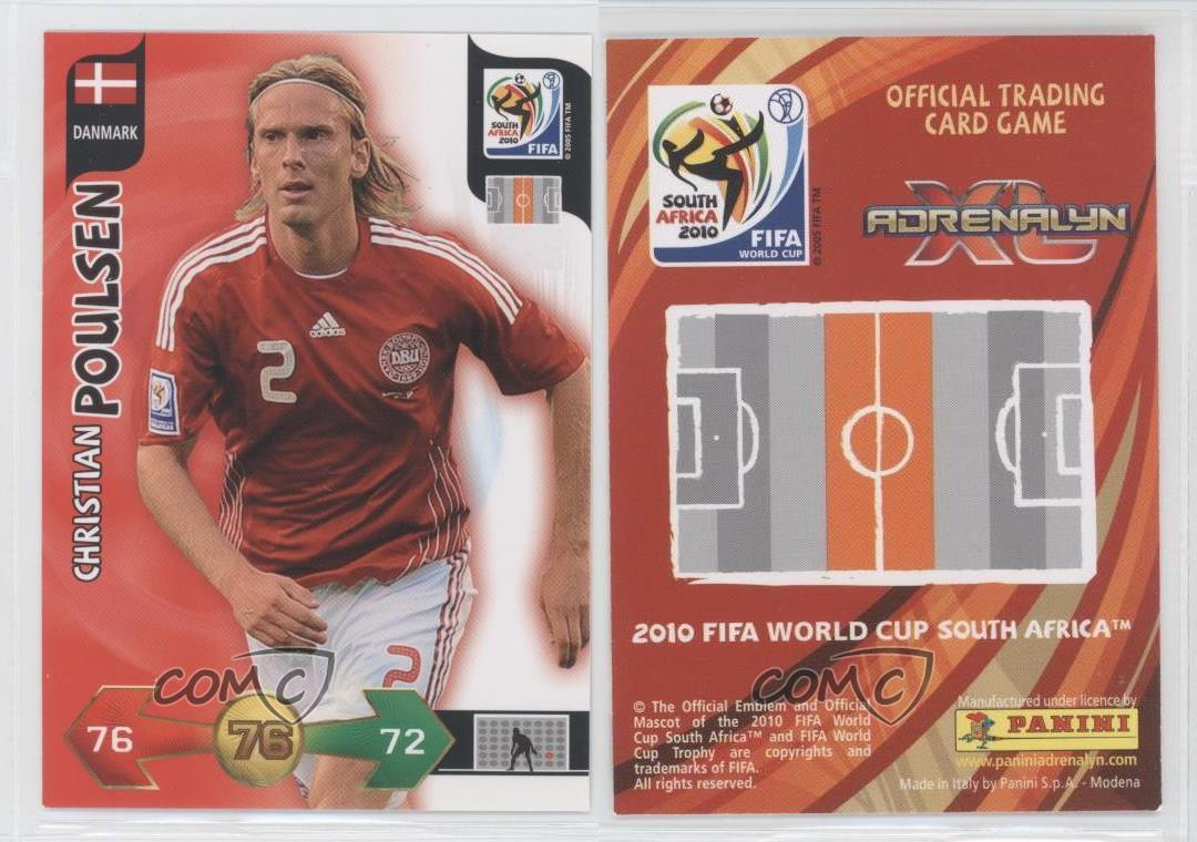 panini world cup africa south 2010 equipes complete