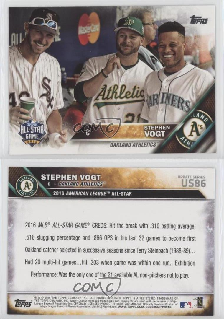 size 40 b1119 9eab1 2016-Topps-Update-Series-US86-All-Star-Stephen-