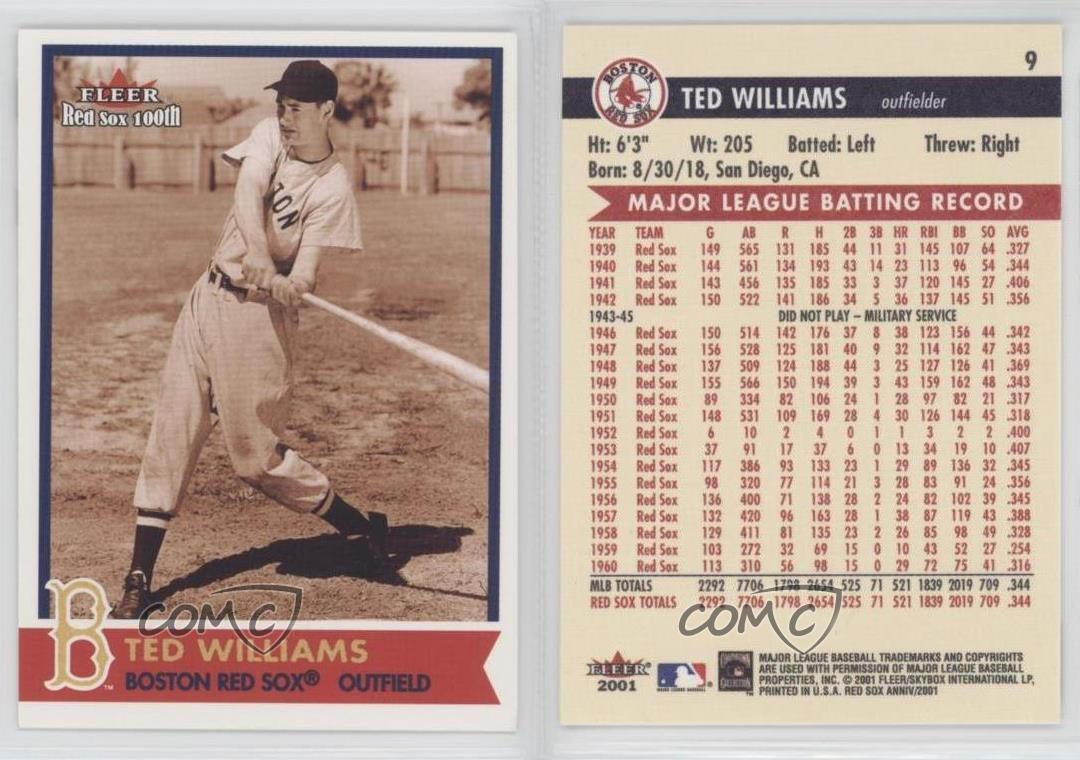 Ted Williams 9