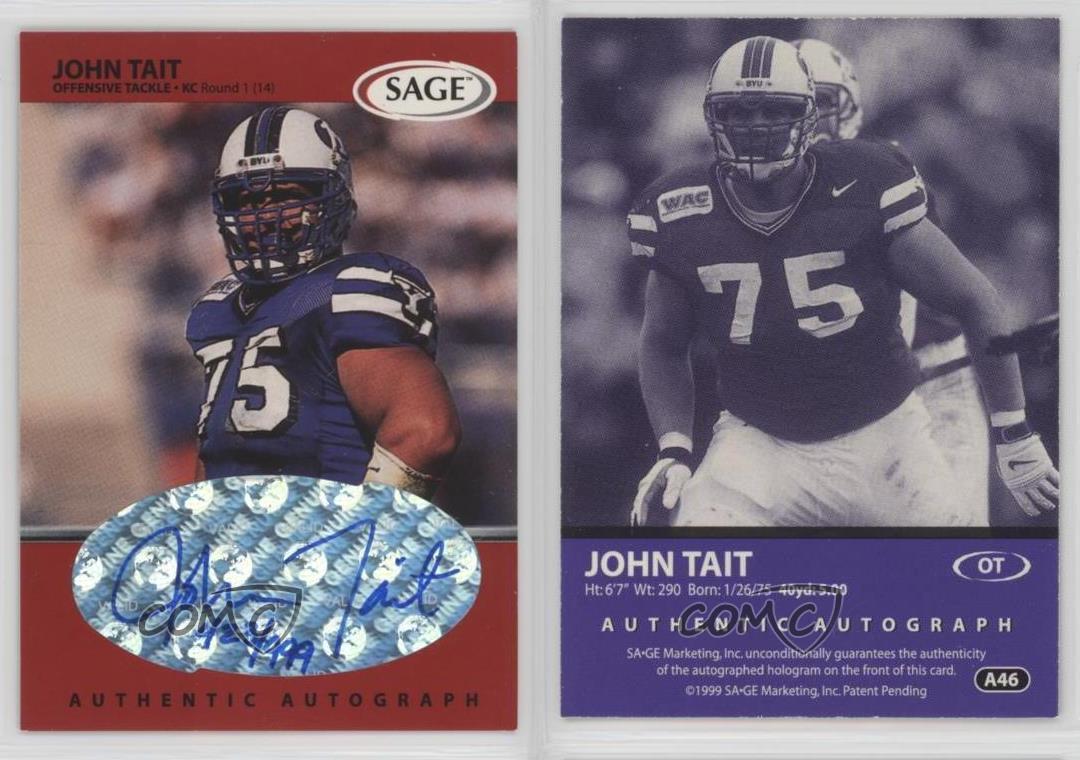 1999 Sage Autographs Silver A31 Rob Konrad Syracuse Orangemen Auto Football Card Cimsa Uy