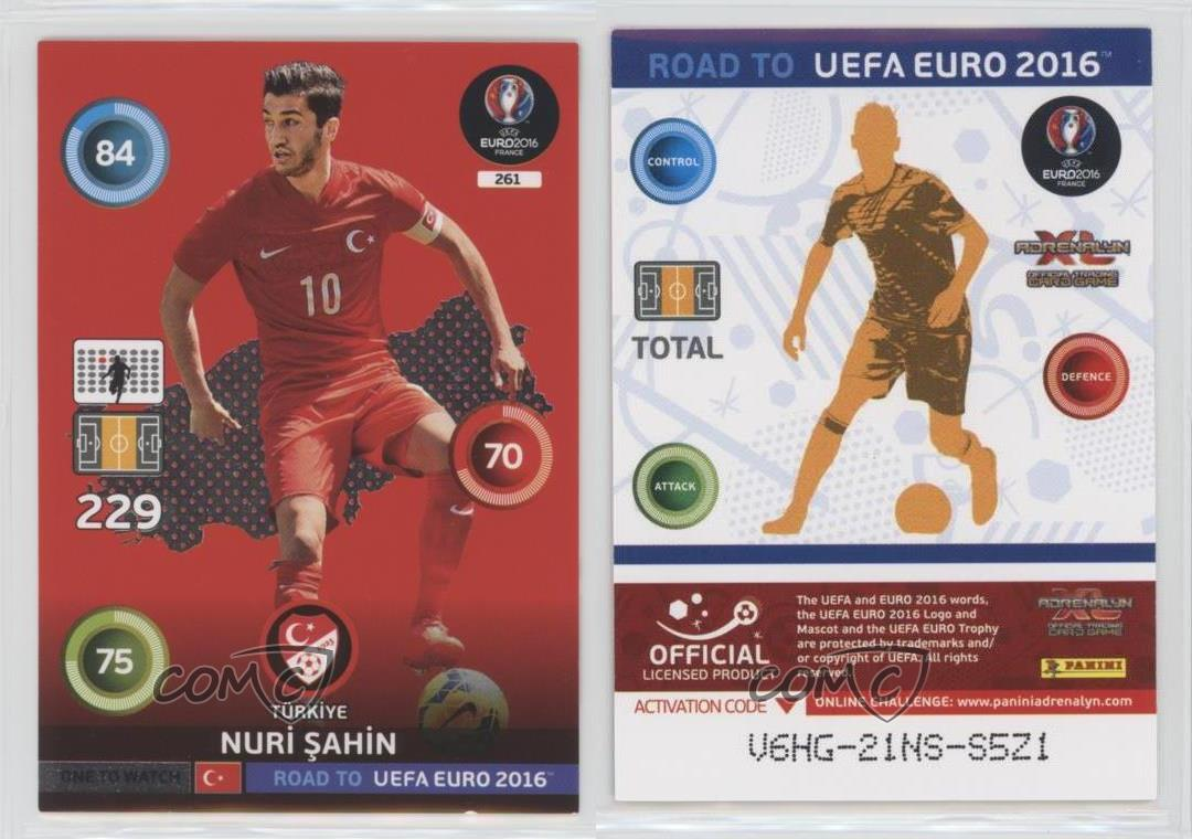 CHOOSE YOUR ROMANIA CARDS 298-315 PANINI ADRENALYN XL UEFA EURO 2016