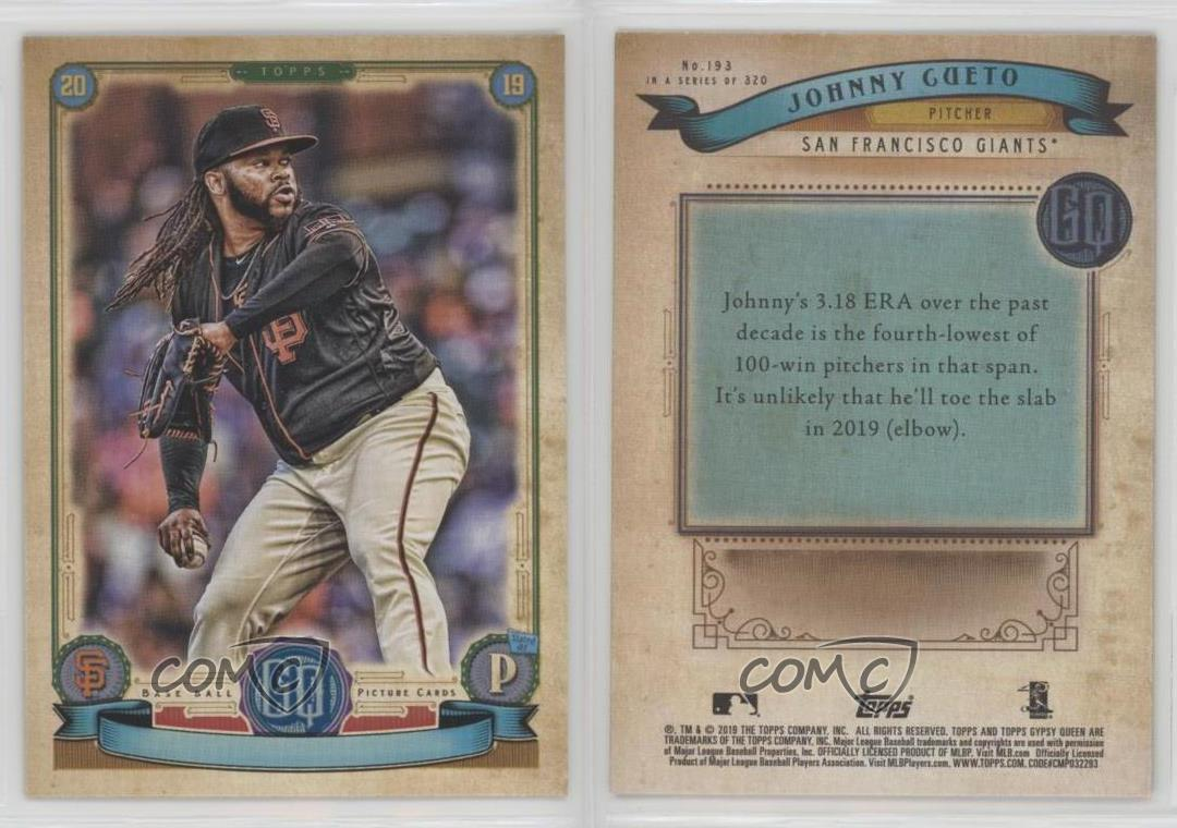 You Choose 2019 Topps Gypsy Queen Baseball Purple Parallel Singles