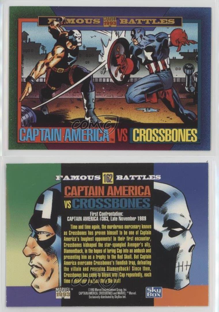 Spider-Man vs Sinister Six # 155 1993 Marvel Universe Series 4 Base Trading Card
