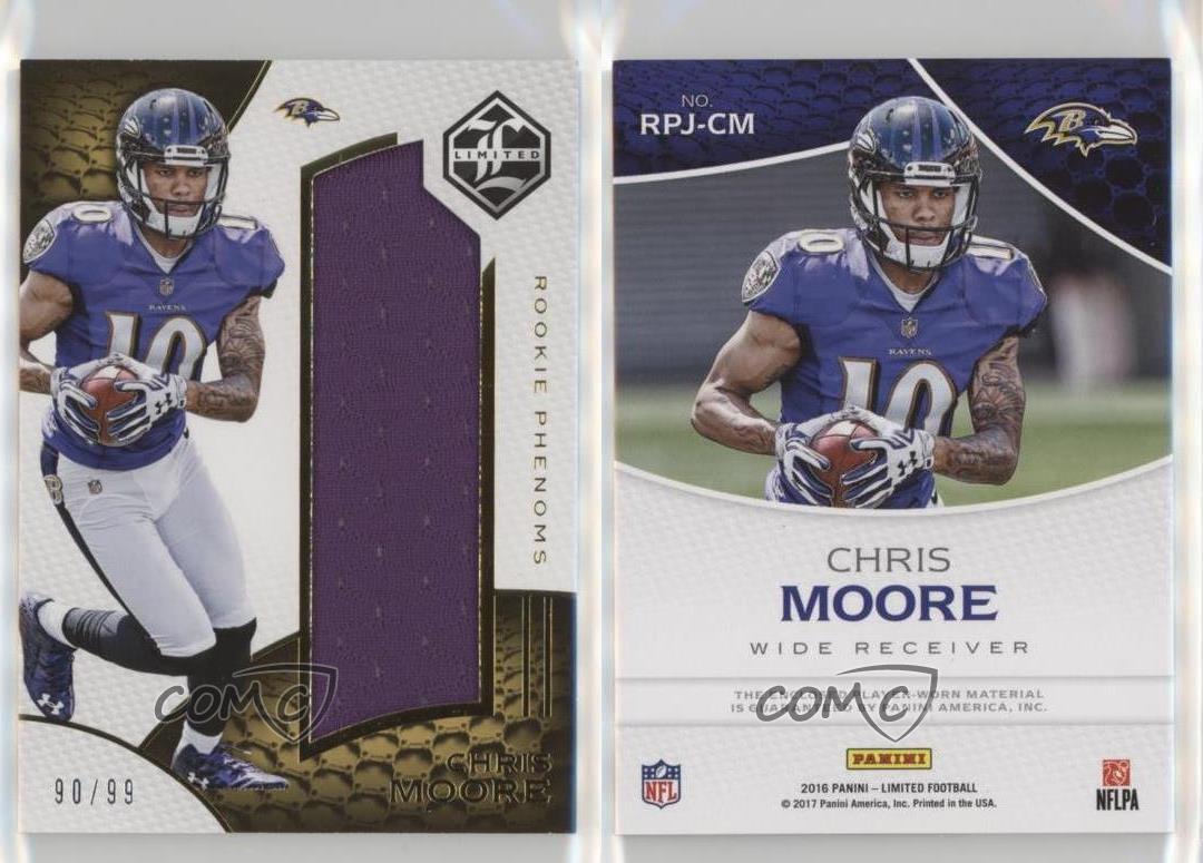 Chris Moore NFL Jersey