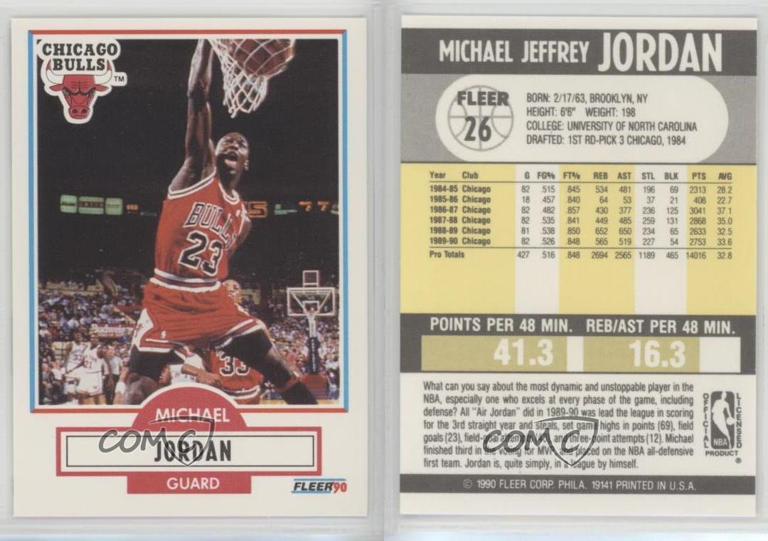 Basketball Cards Michael Jordan Places To Stay In Santa Rosa