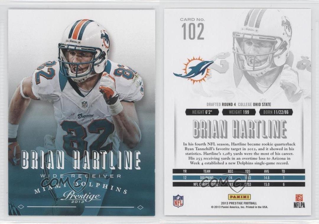 Brian Hartline 2013 Miami Dolphins highlights