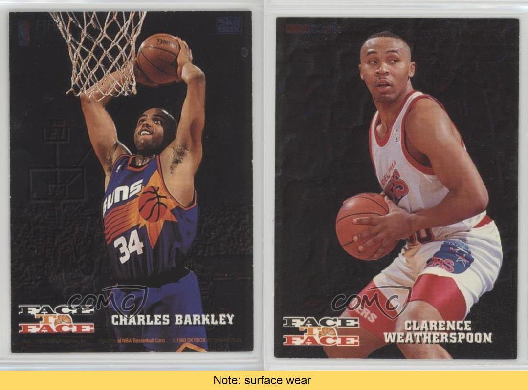 Charles Barkley Suns Face
