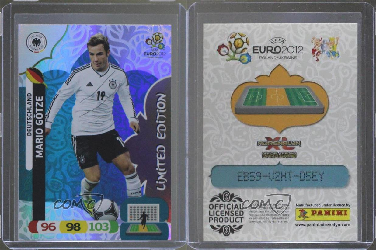 Panini Road to Euro 2020 Adrenalyn XL todos 10 multi pack 10 X Limited Edition