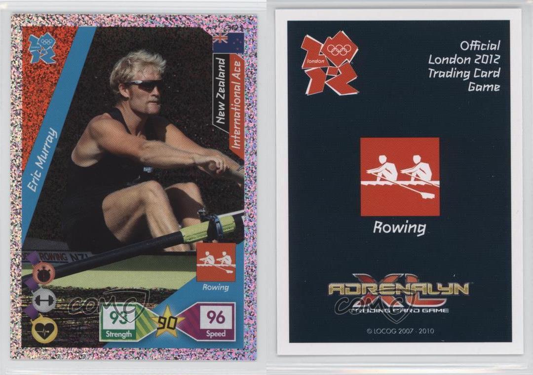2010 Panini Adrenalyn XL 2012 Summer Olympics #217 Elena Baltacha Olympic Card
