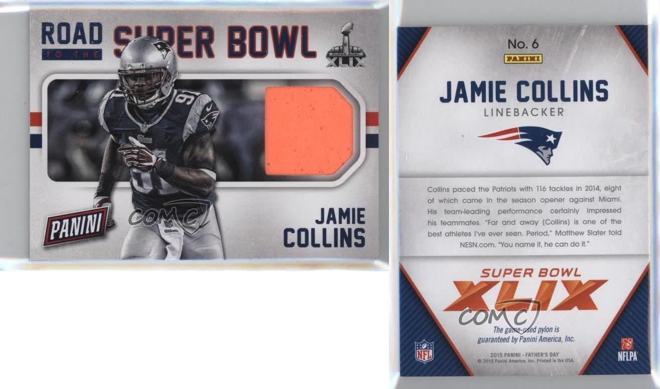 jamie collins away jersey