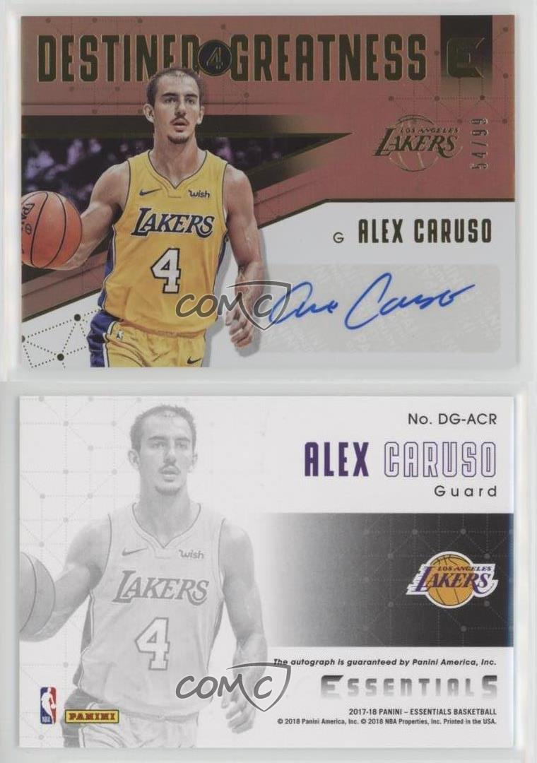 2017-Panini-Essentials-Destined-for-Greatness-Signatures-DG-ACR-Alex-Caruso-Auto