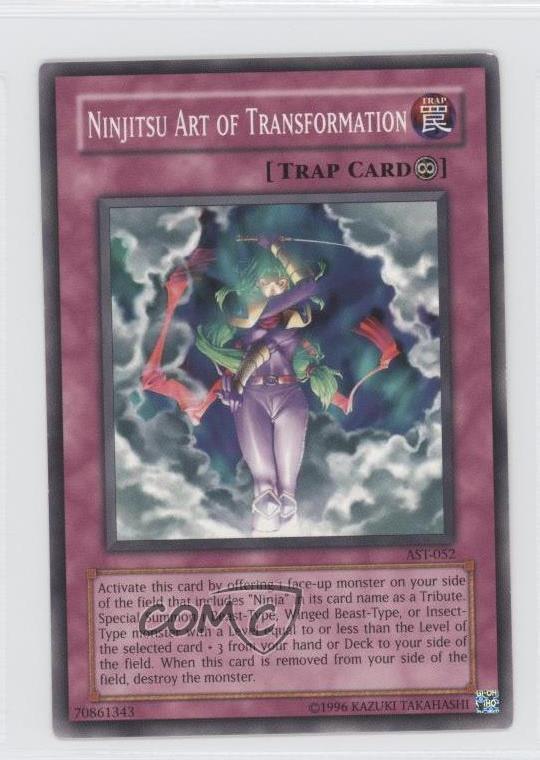 AST-027 TWO THOUSAND NEEDLES 3 X YU-GI-OH CARD
