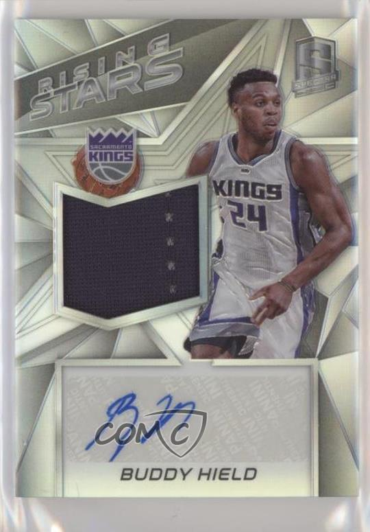 b59291c0ac5b ... Memorabilia Autographs  2 Buddy Hield. Representative Image - Select  Specific Item above to see image of actual item