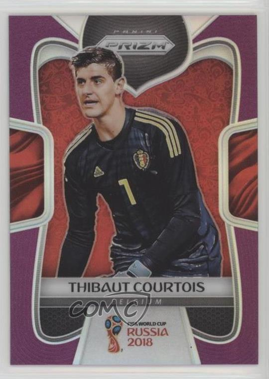 e7497db30  21 Thibaut Courtois. Representative Image - Select Specific Item above to  see image of actual item
