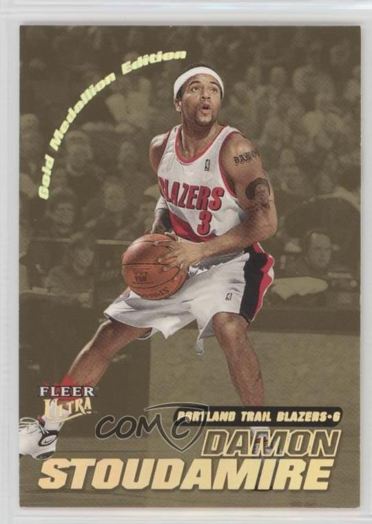 c081e8a6101 #164G Damon Stoudamire. Representative Image - Select Specific Item above  to see image of actual item