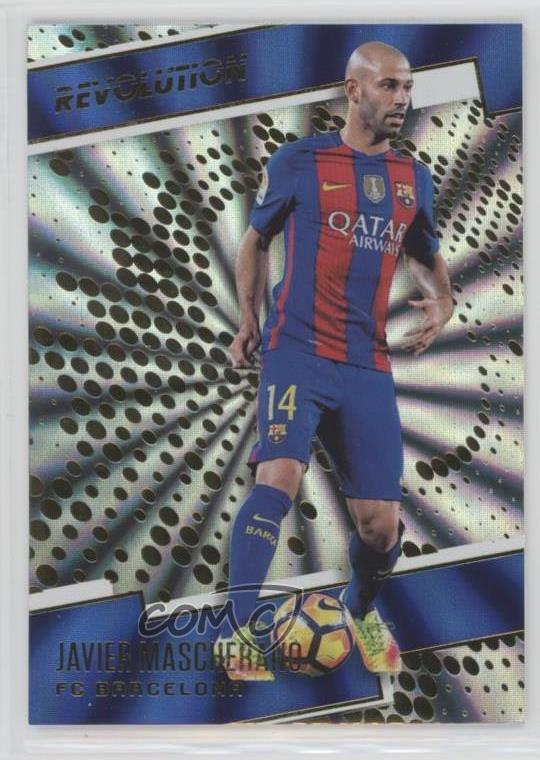 b92b31abf1a  188 Javier Mascherano. Representative Image - Select Specific Item above  to see image of actual item