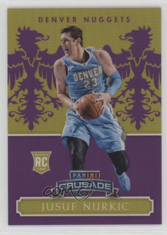 168 Jusuf Nurkic. Representative Image - Select Specific Item above to see  image of actual item 91af713ce