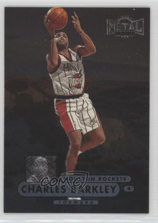 f1ebc05bf  45 Charles Barkley. Representative Image - Select Specific Item above to  see image of actual item
